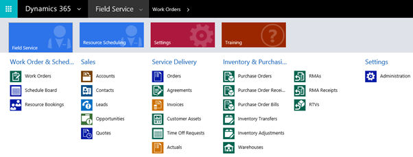 Options for Microsoft Dynamics 365 Free 30-Day Trial