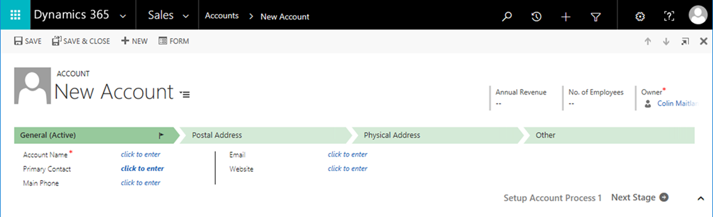 Concurrent Business Process Flows in Microsoft Dynamics 365 - Part 4