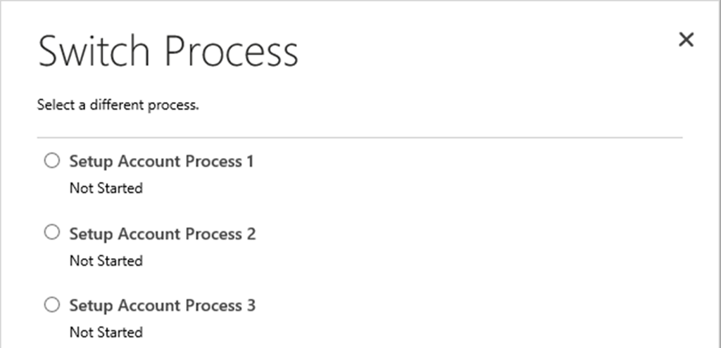 Concurrent Business Process Flows in Microsoft Dynamics 365