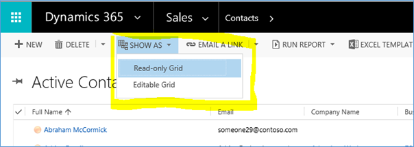 10 things you may not know about editable grid in Dynamics 365