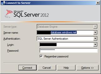 Move SQL Azure Database to Local SQL Server | Magnetism