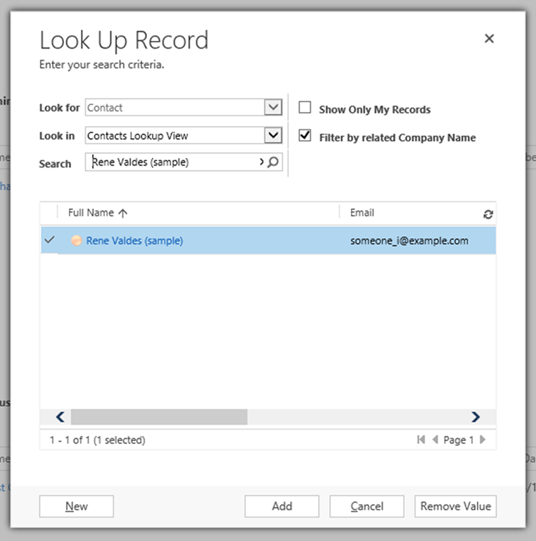 How to Filter Lookups by Related Records in Dynamics 365