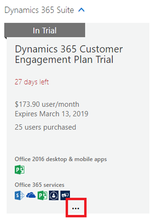Creating a Dynamics 365 Trial Instance without any