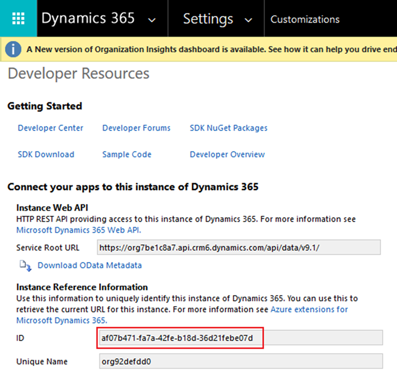 Dynamics 365 V9 1 Enable Unified Interface UI Updates on