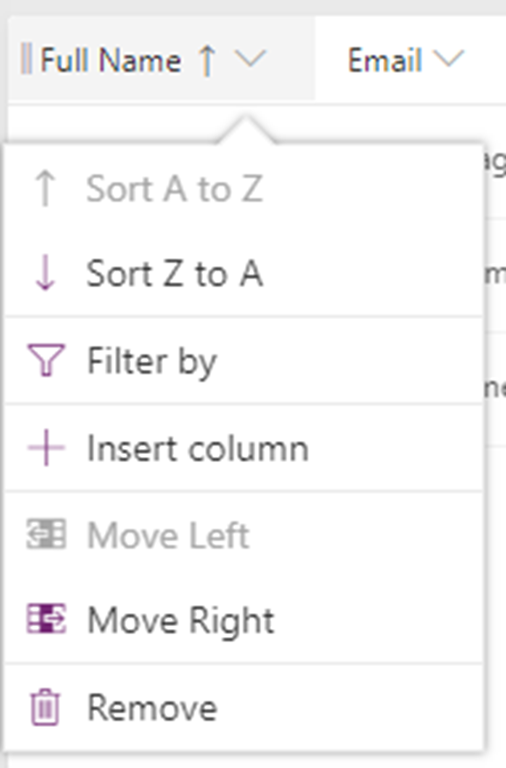 New PowerApps View Editor for CDS Model Driven Apps and