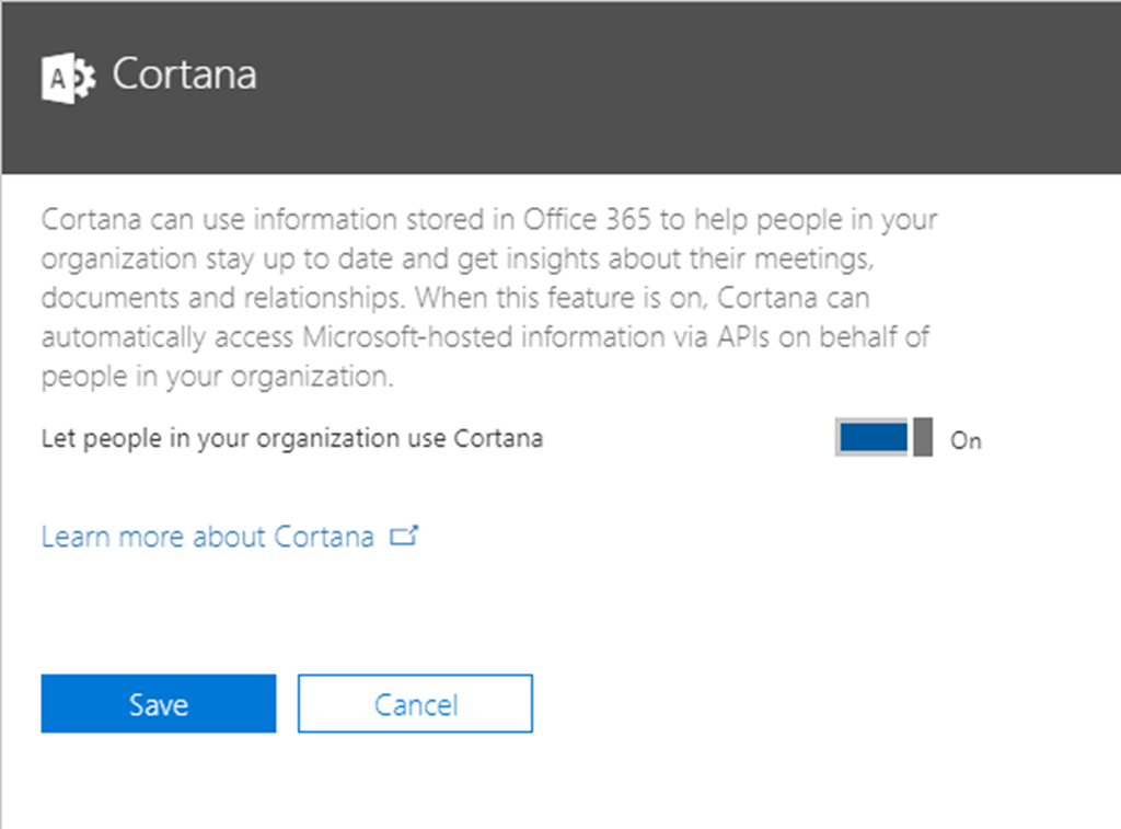 Connecting Cortana and Office 365 | Magnetism Solutions | NZ