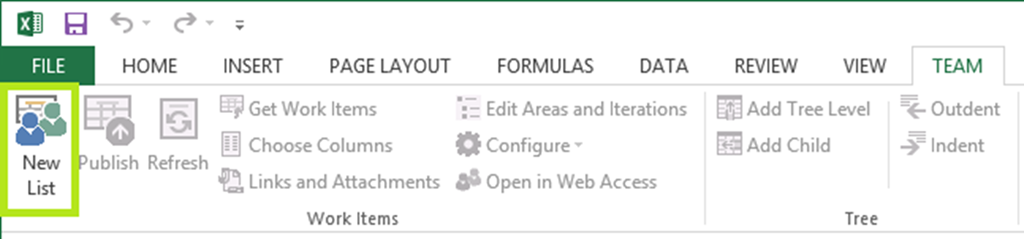 How to Create Bulk Bugs in TFS using Excel - Microsoft