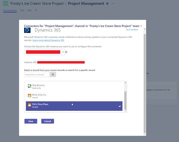 Step by Step Guide Connecting Microsoft Dynamics 365 with Microsoft