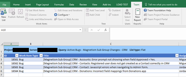 How to Create Custom Test Execution Reports in Excel from