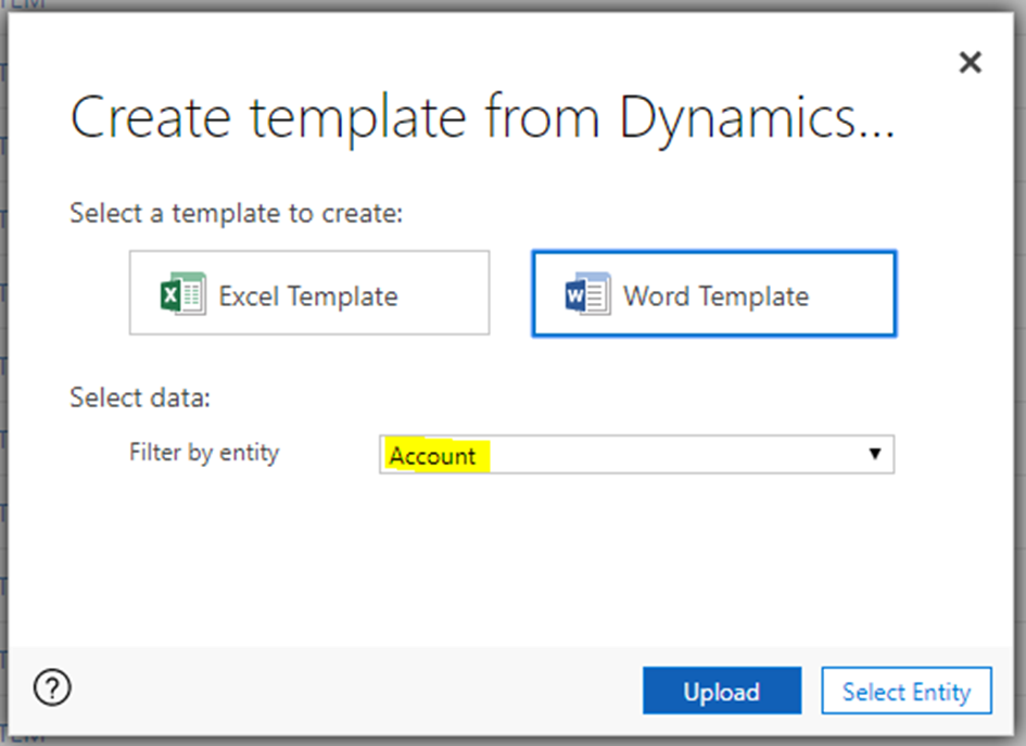 Using Document Templates In Dynamics 365 Magnetism