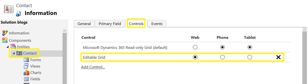 How To Use JavaScript for Editable Grids in Dynamics 365