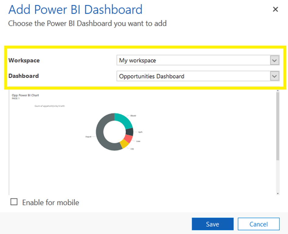 How to Use Power BI Dashboards in Dynamics 365   Magnetism