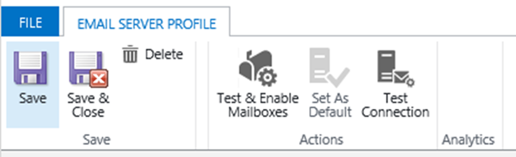 Server-side Sync with Dynamics 365 Online to Exchange On